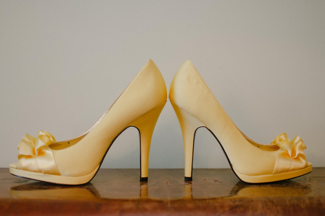 How to Select One Comfortable Pair of High-Heeled Shoes